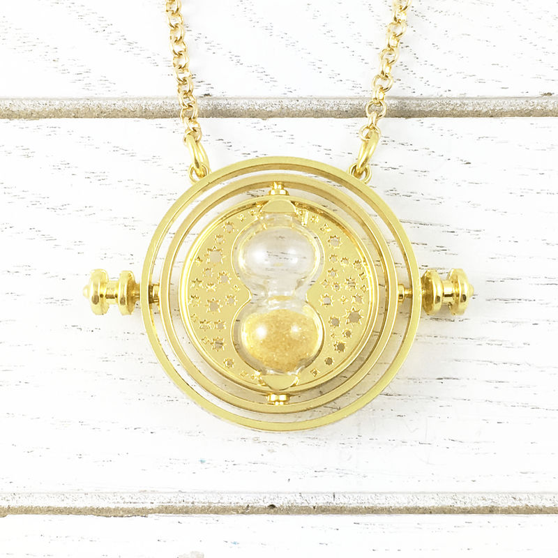 Harry Potter Timeturner Necklace - product images  of
