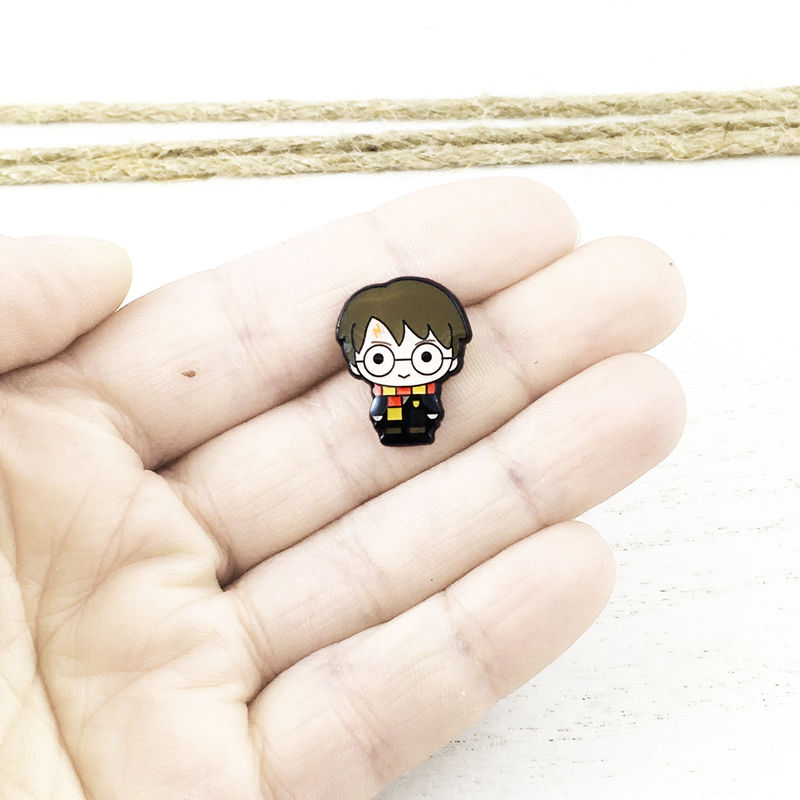 Harry Potter Chibi Enamel Pin - product images  of