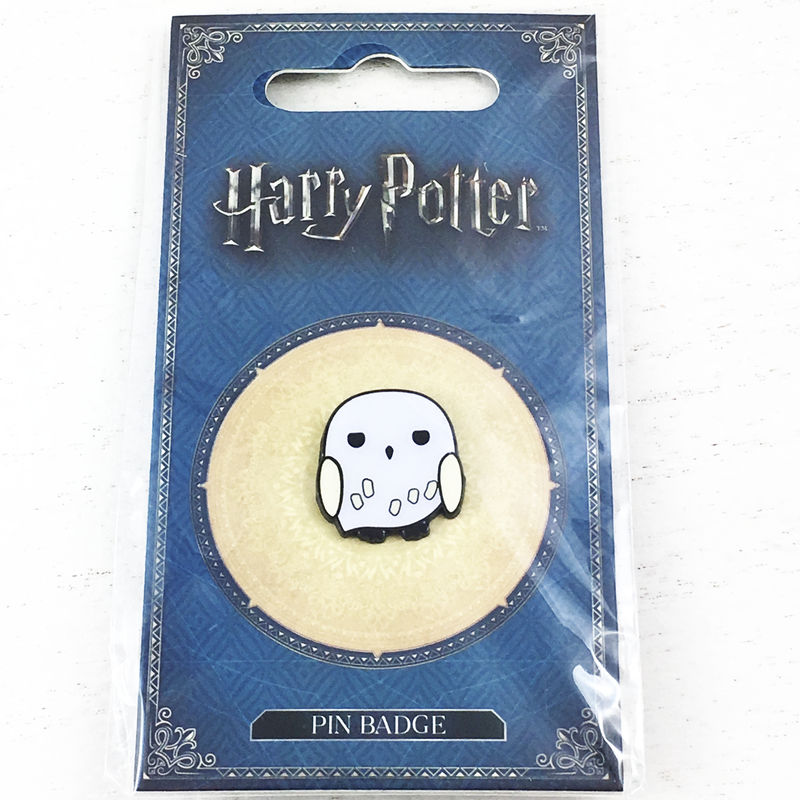 Chibi Hedwig Enamel Pin - product images  of