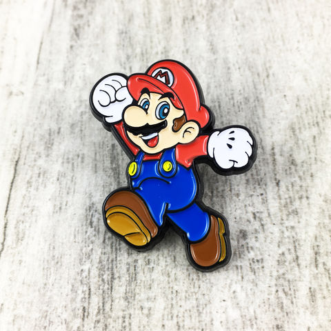 Super,Mario,Enamel,Pin,super mario, enamel pin, pin badge, mystery box, collectors, series 1, gamer, geek, metal pin, geeky, power-a, power a
