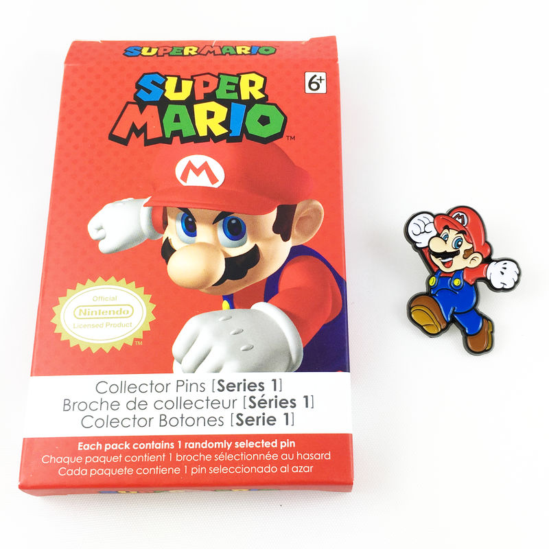 Super Mario Enamel Pin - product images  of