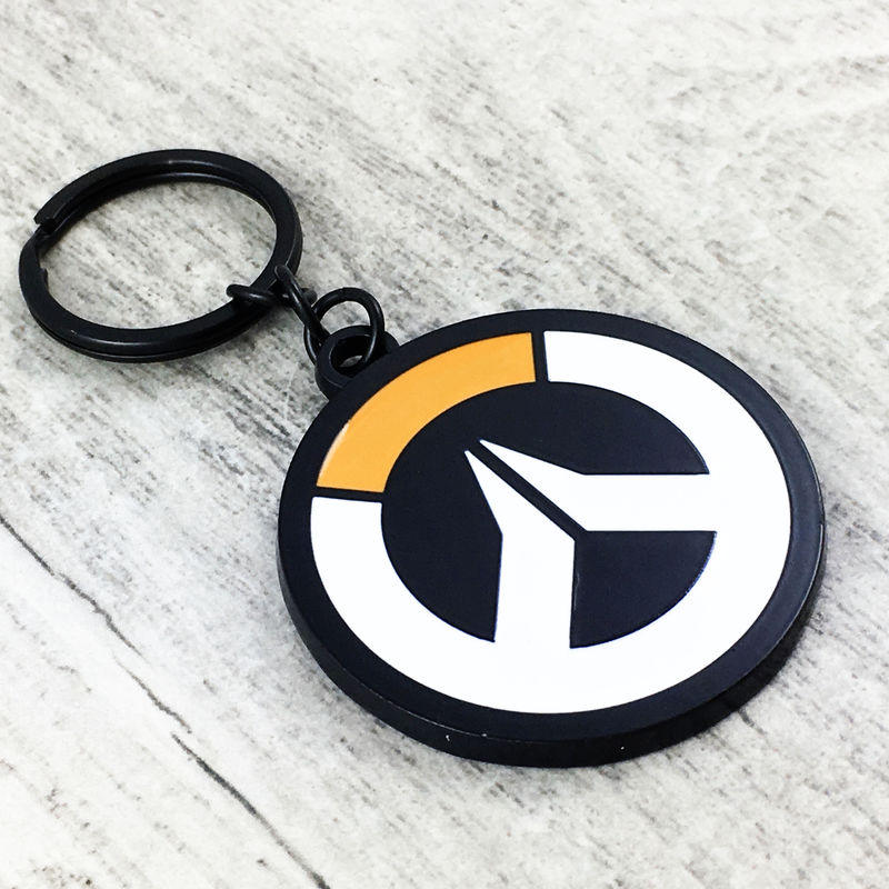 Overwatch Logo Keychain - product images  of
