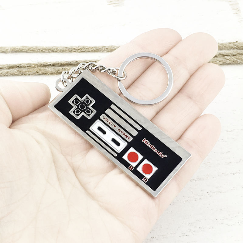 Nintendo NES Metal Keychain - product images  of