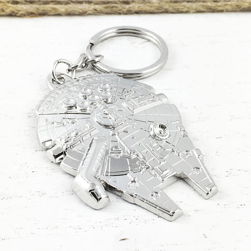 Millennium Falcon Keychain - product images  of