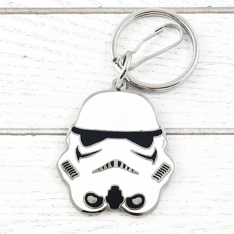 Star Wars Stormtrooper Keychain - product images  of