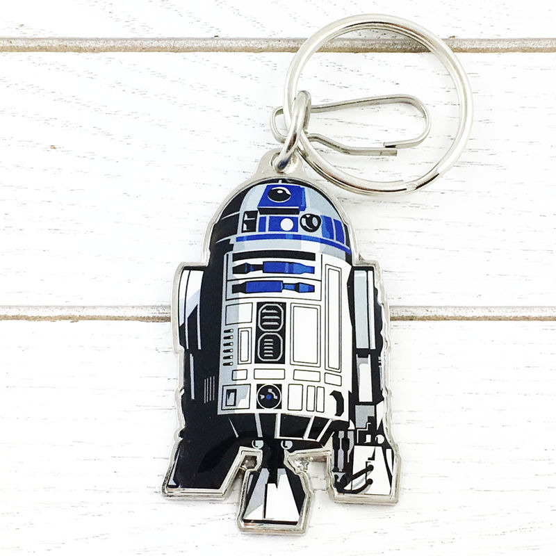 Star Wars R2D2 Keychain - product images  of
