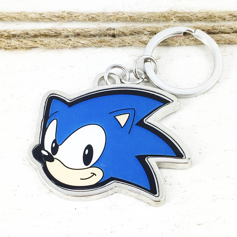 Sonic the Hedgehog Keychain - product images  of