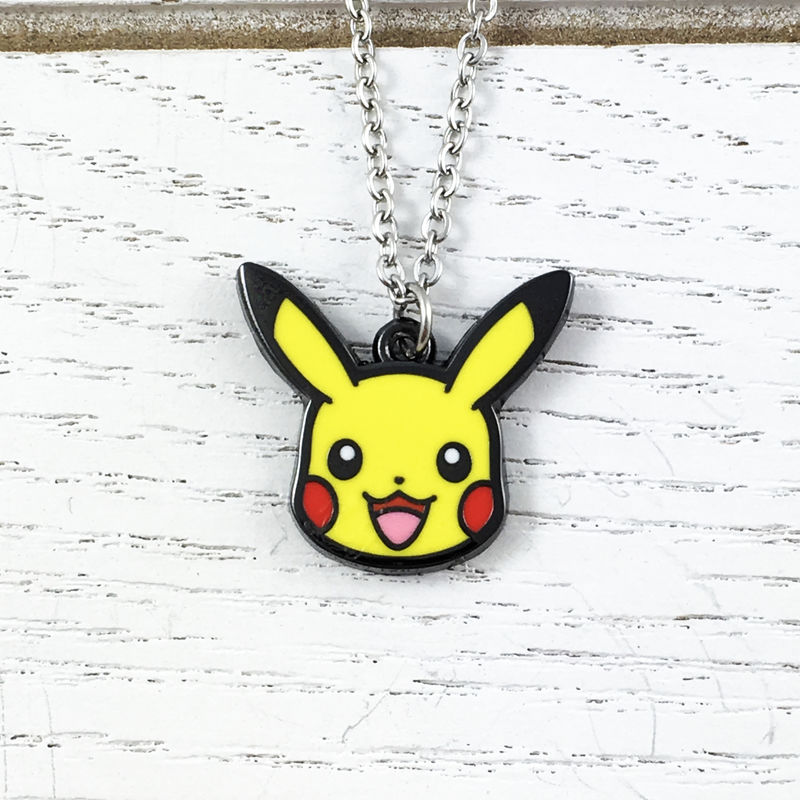 Pokémon Pikachu Necklace - product images  of