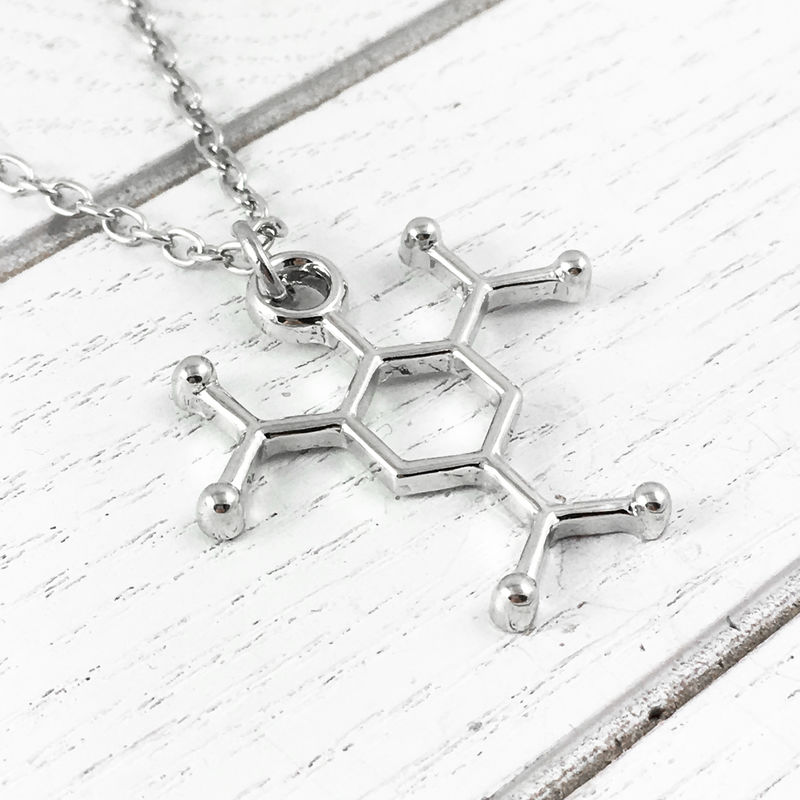 TNT Molecule Necklace - product images  of