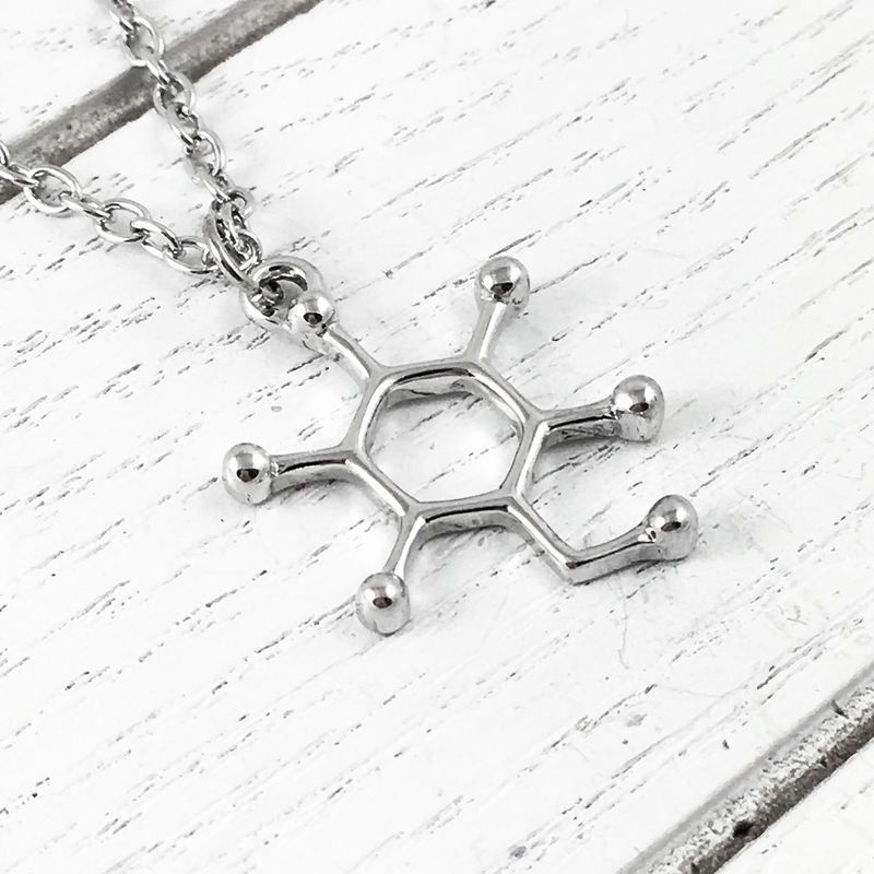Sugar Molecule Necklace - product images  of