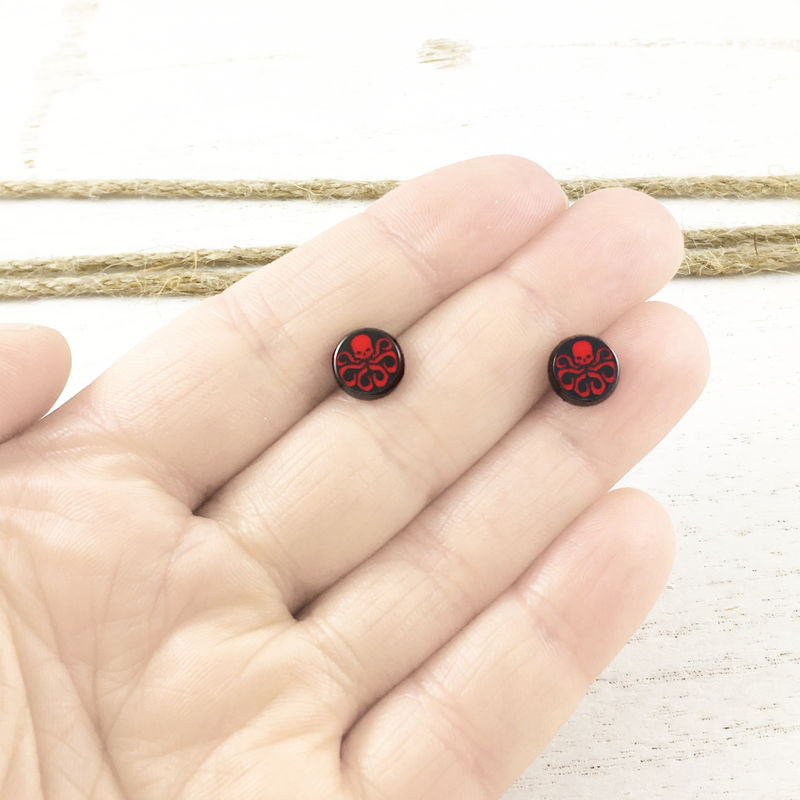 Hydra Stud Earrings - product images  of