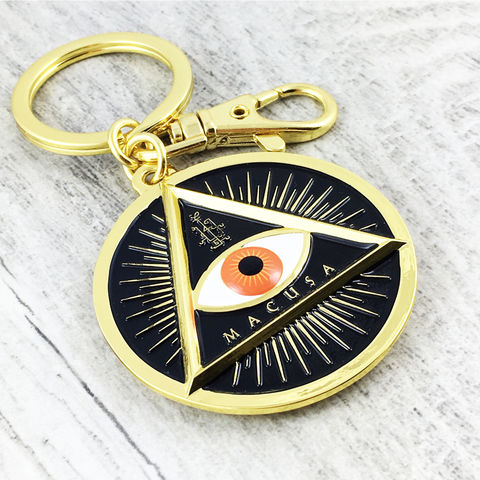 Fantastic,Beasts,MACUSA,Eye,Keychain,fantastic beasts, key chain, keychain, keyring, macusa, eye, metal, fantastic beasts and where to find them