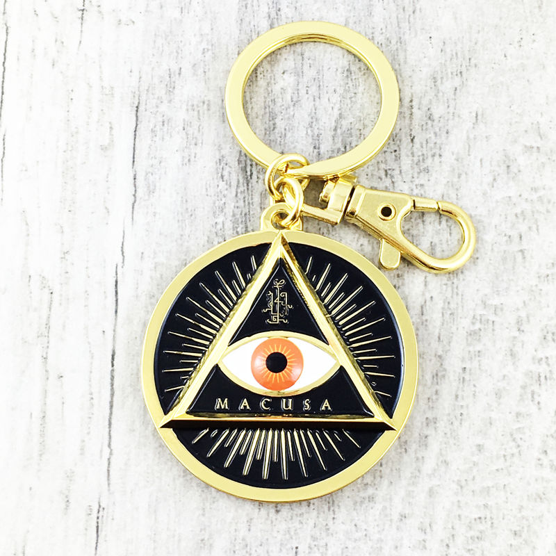Fantastic Beasts MACUSA Eye Keychain - product images  of