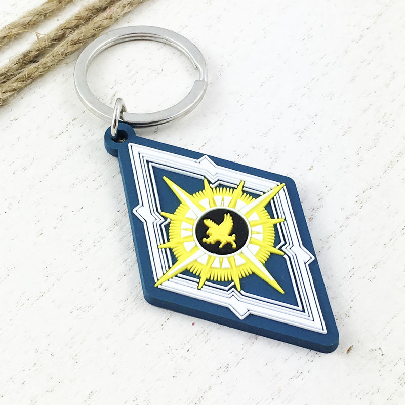 Fantastic Beasts Frank the Thunderbird Keychain - product images  of