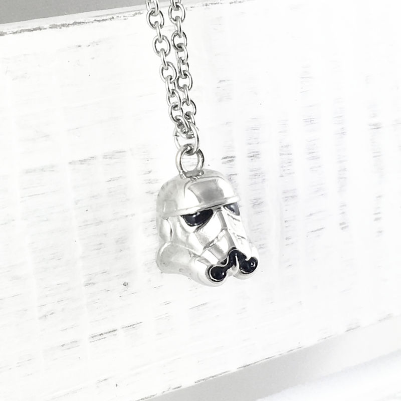 Star Wars Classic Stormtrooper Necklace - product images  of