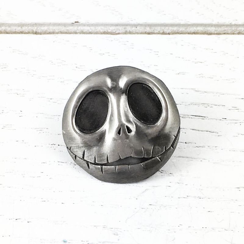 Jack Skellington Pewter Lapel Pin - product images  of