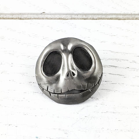 Jack,Skellington,Pewter,Lapel,Pin,jack skellington, lapel pin, tie tac, tie pin, nightmare before christmas, nbx, geeky, nerdy, pendant, skeleton