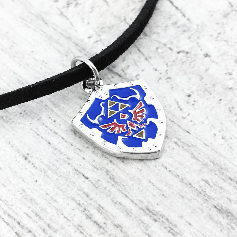 Link's Shield Choker Necklace - product images  of