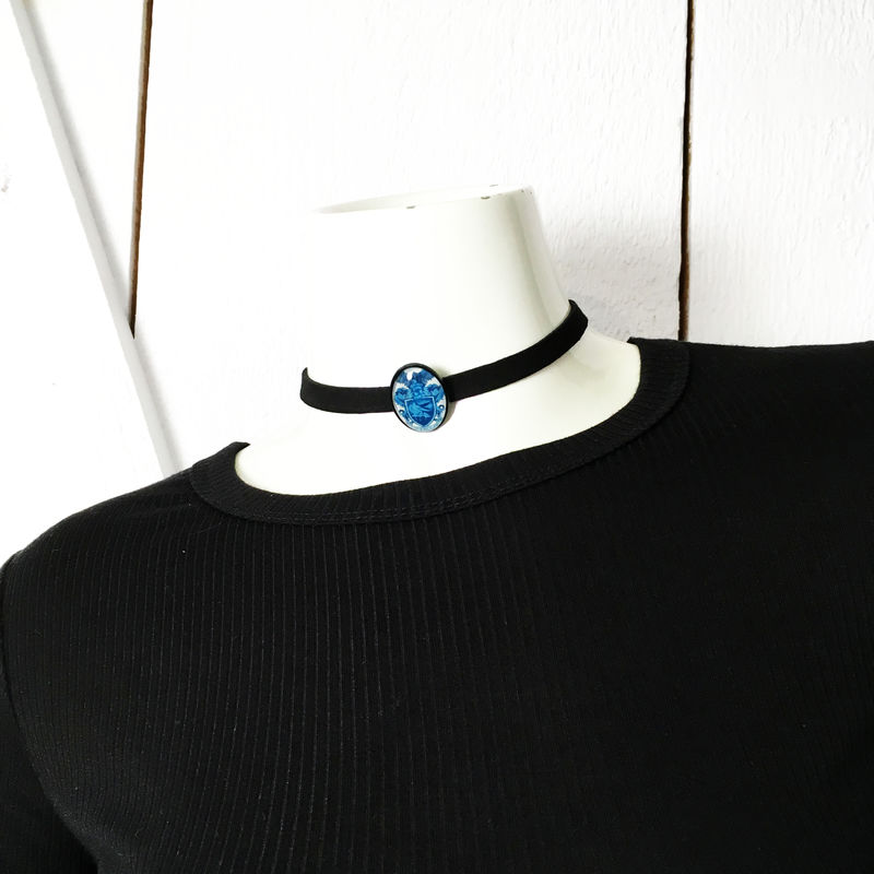 Harry Potter Ravenclaw Choker Necklace - product images  of