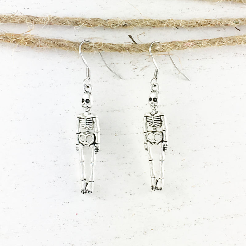 Skeleton Earrings - product images  of