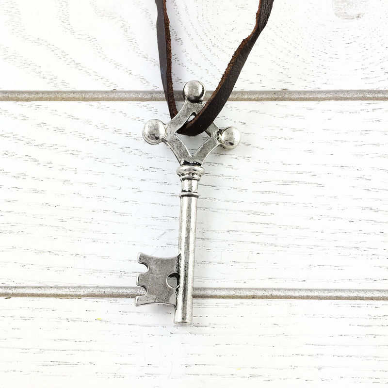 Attack on Titan Eren's Key Necklace - product images  of