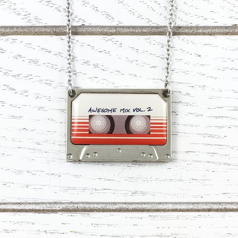 Guardians of the Galaxy Awesome Mix Vol. 2 Necklace - product images  of