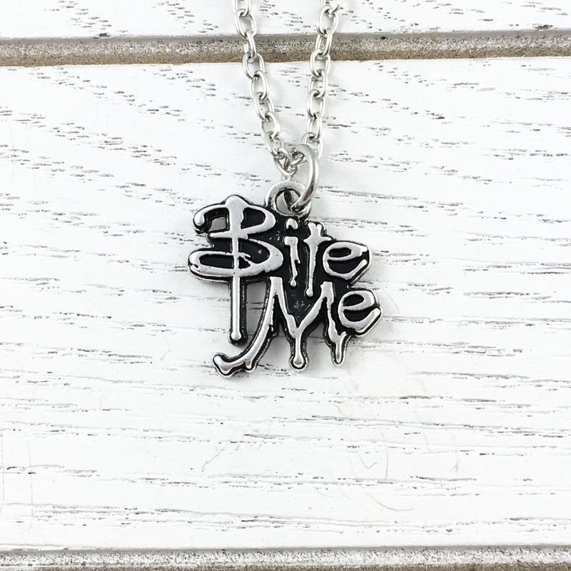 Bite Me Necklace - product images  of