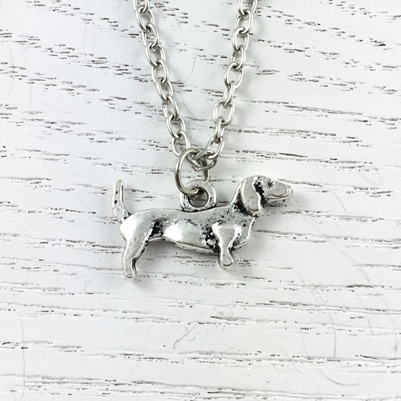 Dachshund Necklace - product images  of