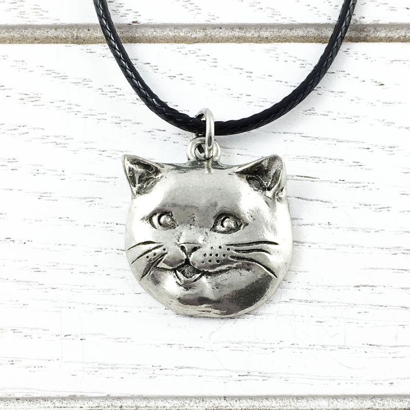 Happy Cat Necklace - product images  of