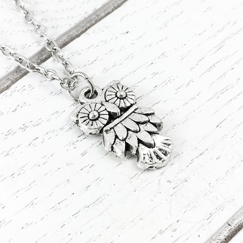 Owl Necklace - product images  of