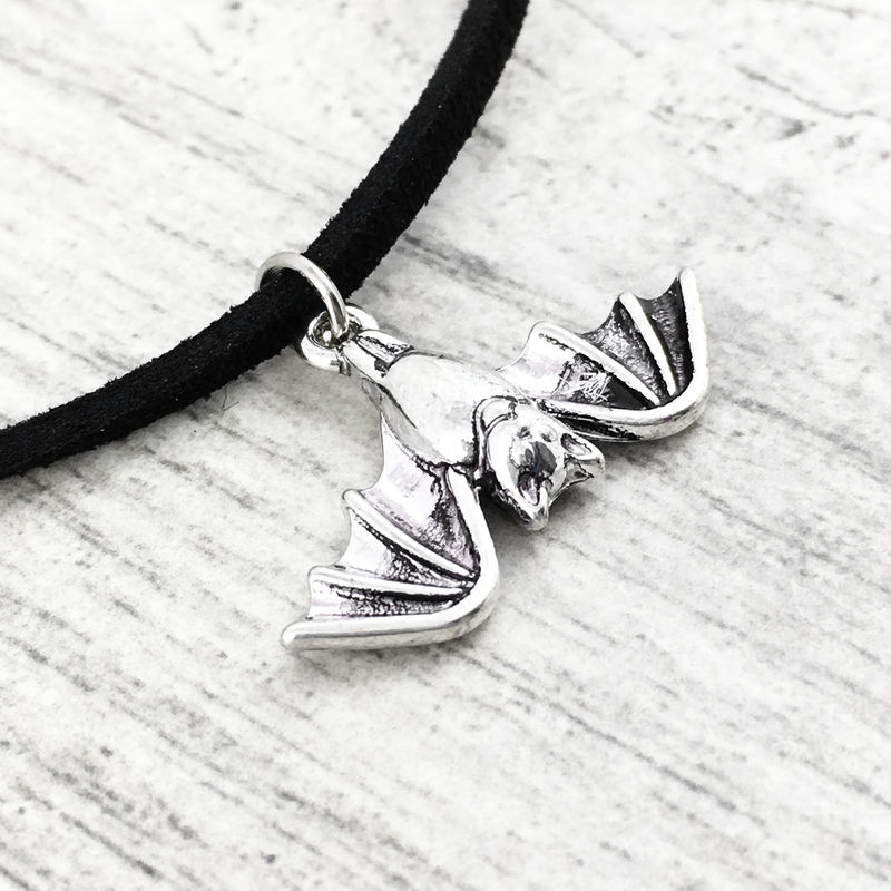 Bat Choker Necklace - product images  of