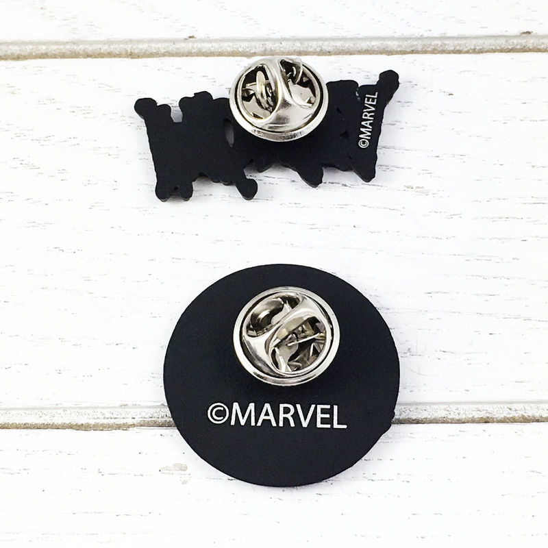 Venom Logo Enamel Pin Set - product images  of