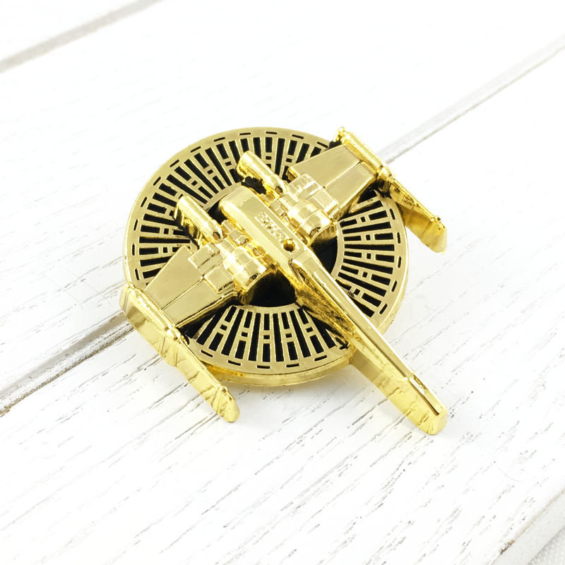 Star Wars Golden X-Wing Pin - product images  of