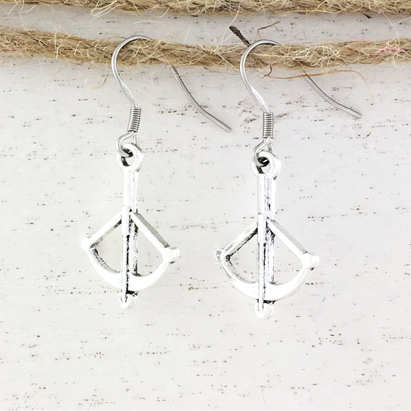 Crossbow Earrings - product images  of