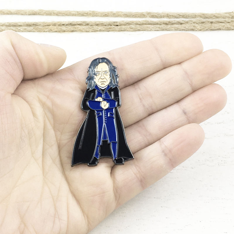 Severus Snape Enamel Pin - product images  of