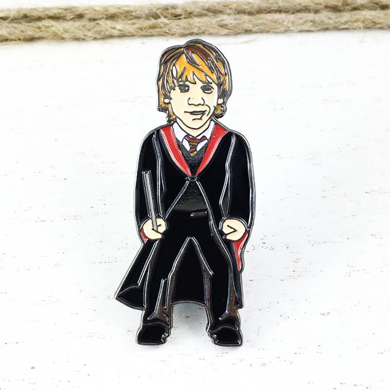 Ron Weasley Enamel Pin - product images  of