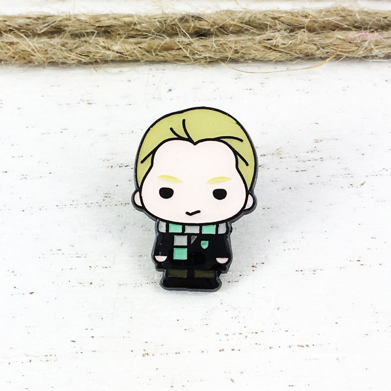 Draco Malfoy Chibi Enamel Pin - product images  of