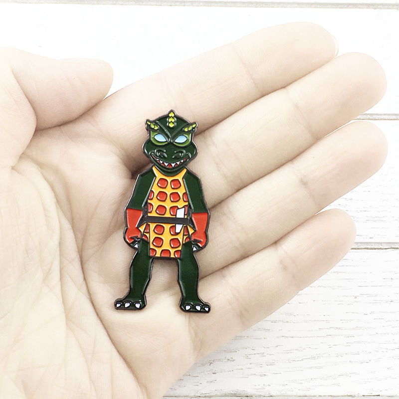 Star Trek Gorn Enamel Pin - product images  of