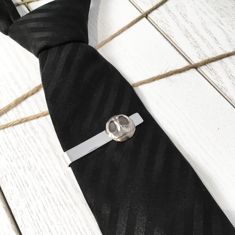 Jack Skellington Tie Clip - product images  of