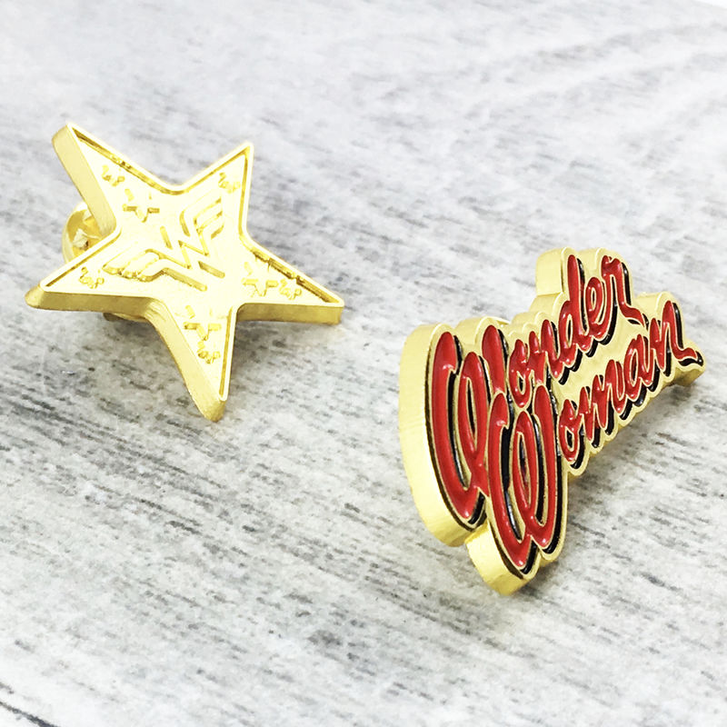 Wonder Woman Golden Age Pin Set - product images  of