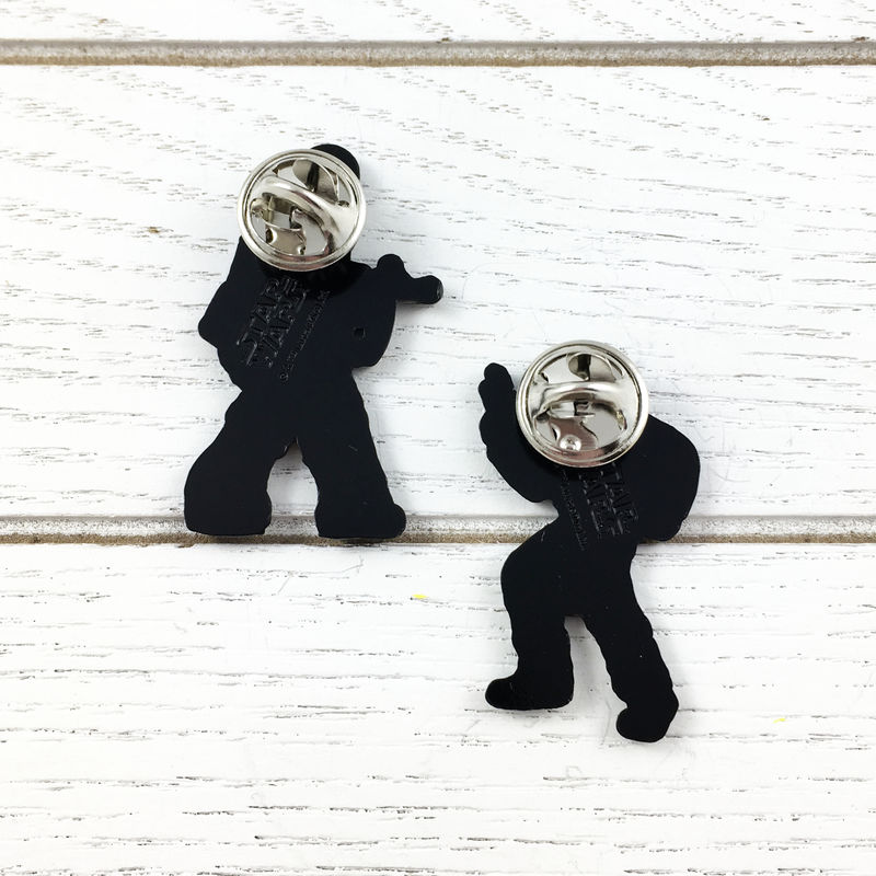 Star Wars Chewbacca and Poe Enamel Pin Set - product images  of