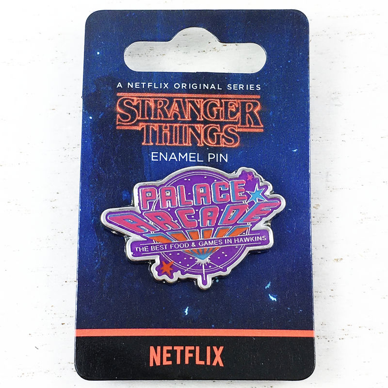 Stranger Things | Palace Arcade Enamel Pin - product images  of