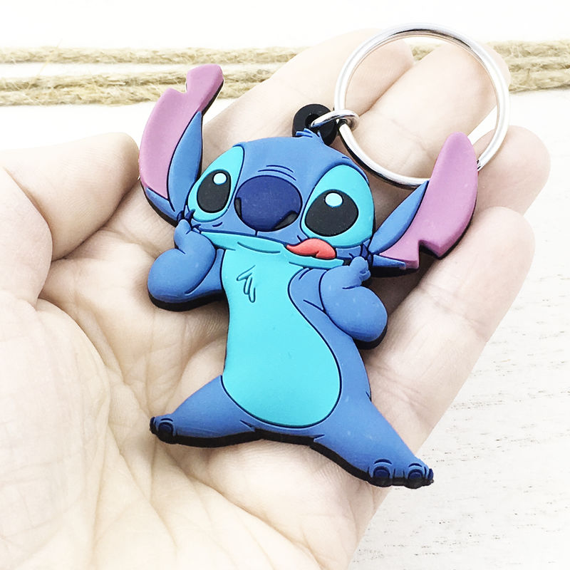 Lilo and Stitch Stitch Keychain - product images  of