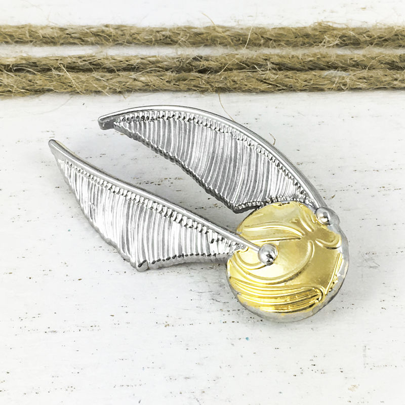 Harry Potter Golden Snitch Large Pin - product images  of