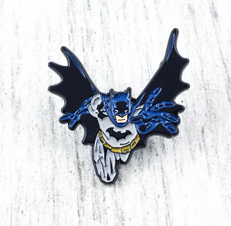 Batman in Action Enamel Pin - product images  of