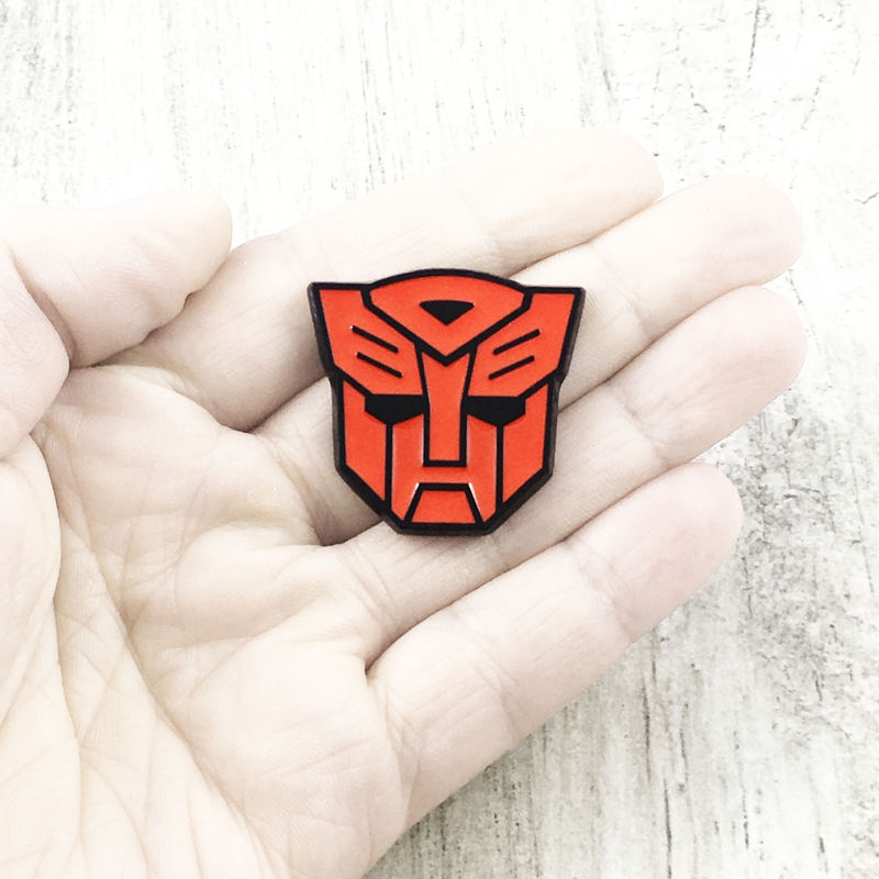 Transformers Autobots Large Enamel Pin - product images  of
