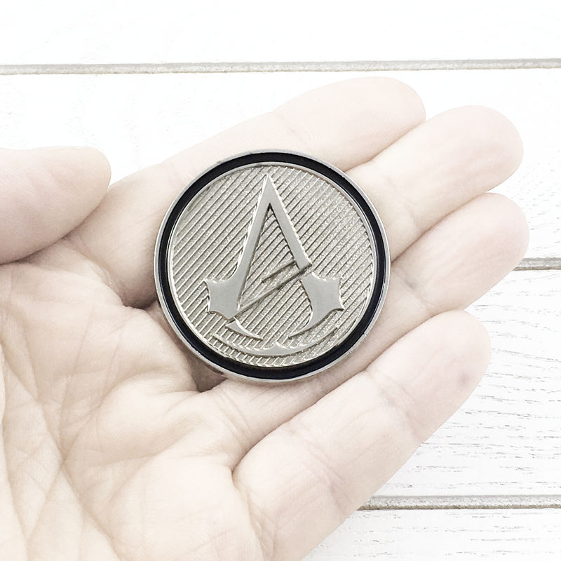 Assassin's Creed Unity Insignia Lapel Pin - product images  of