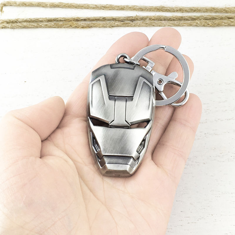 Iron Man Mask Keychain - product images  of