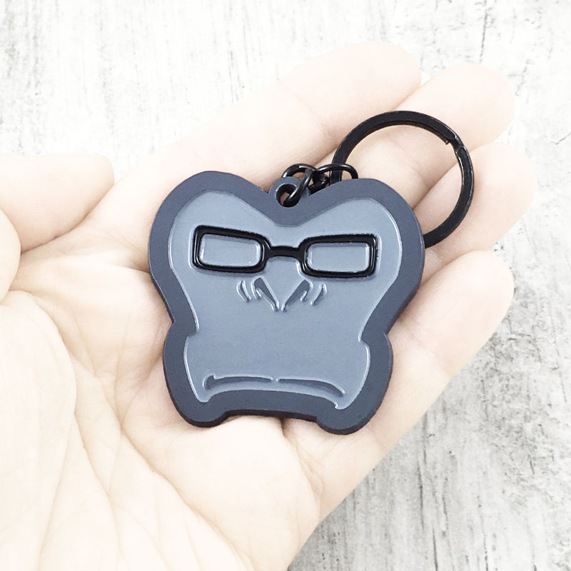 Overwatch Winston Keychain - product images  of