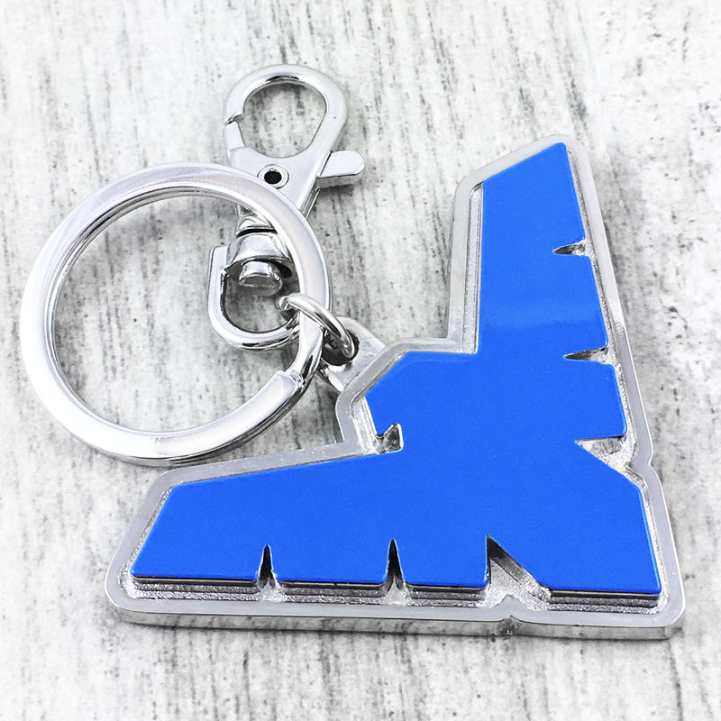 Nightwing Enamel Keychain - product images  of